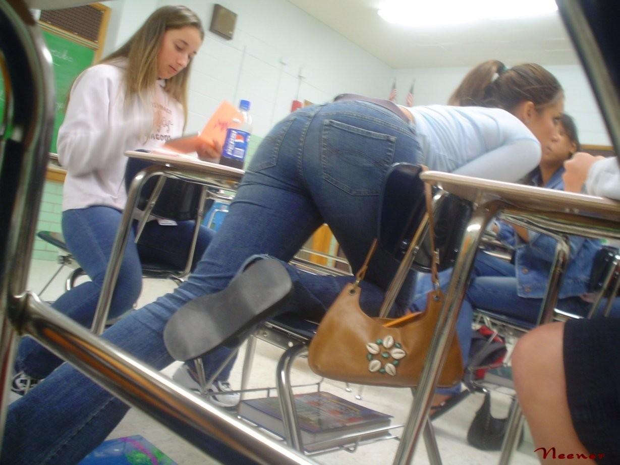 real teen school girls